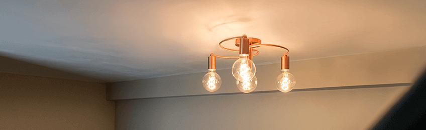 Φωτιστικά οροφής LED