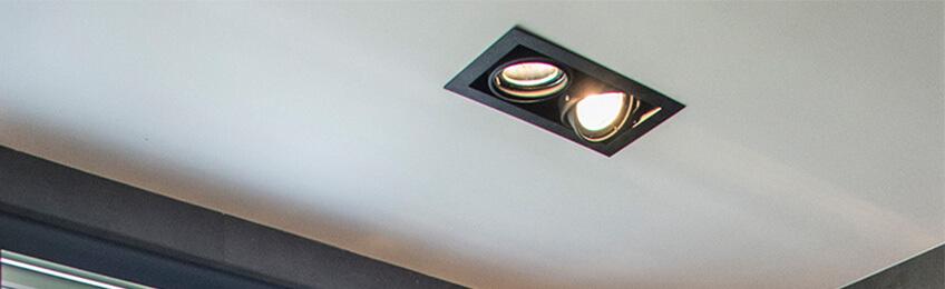 Σποτ χωνευτα LED