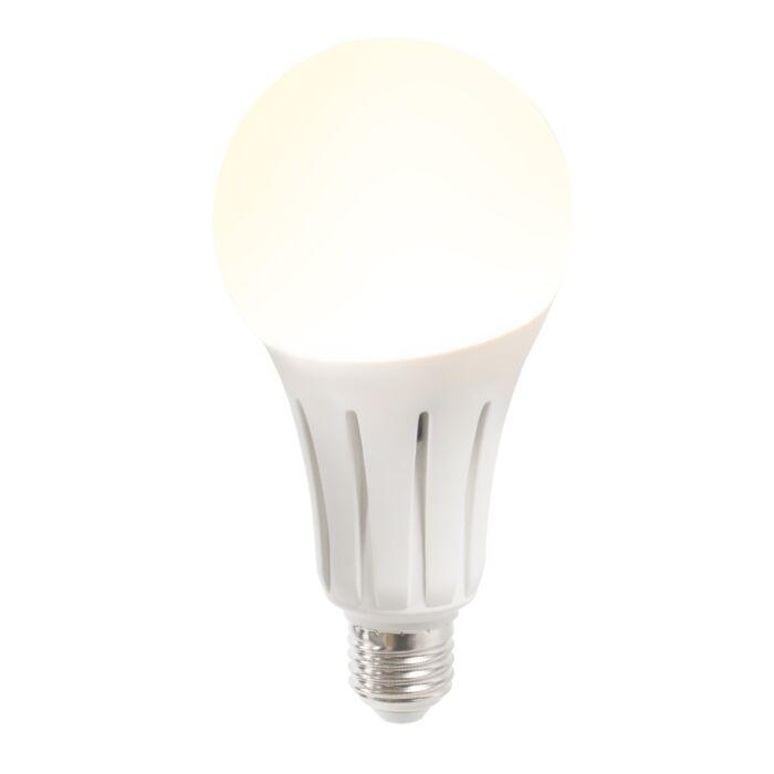 Λυχνία-LED-B60-15W-E27-ζεστό-λευκό