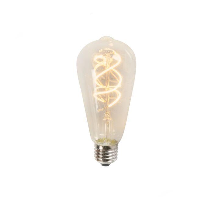 Διασταυρούμενο-νήμα-LED-ST64-5W-2200K-διαυγές