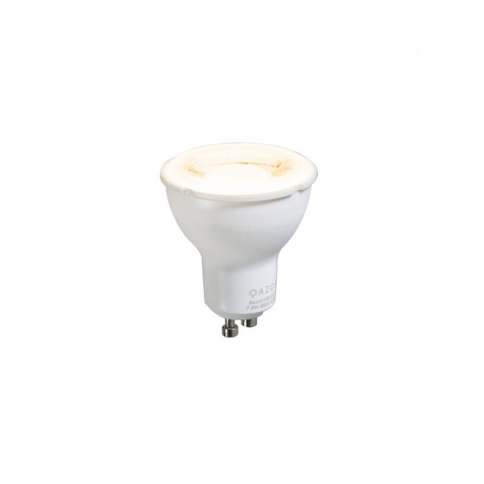 GU10-LED-7.5W-700-Lumen-θερμό-φως-3000K