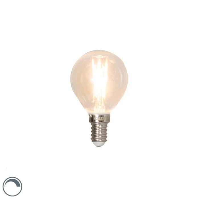 E14-με-ρυθμιζόμενη-λυχνία-LED-πυράκτωσης-3W-350lm-2700K