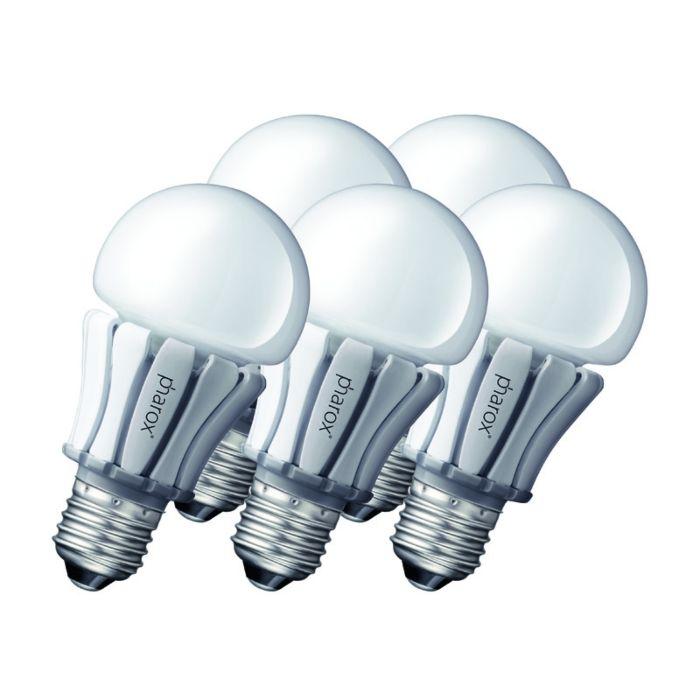 Σετ-5-Pharox-LED-lamp-400-E27-8W-230V