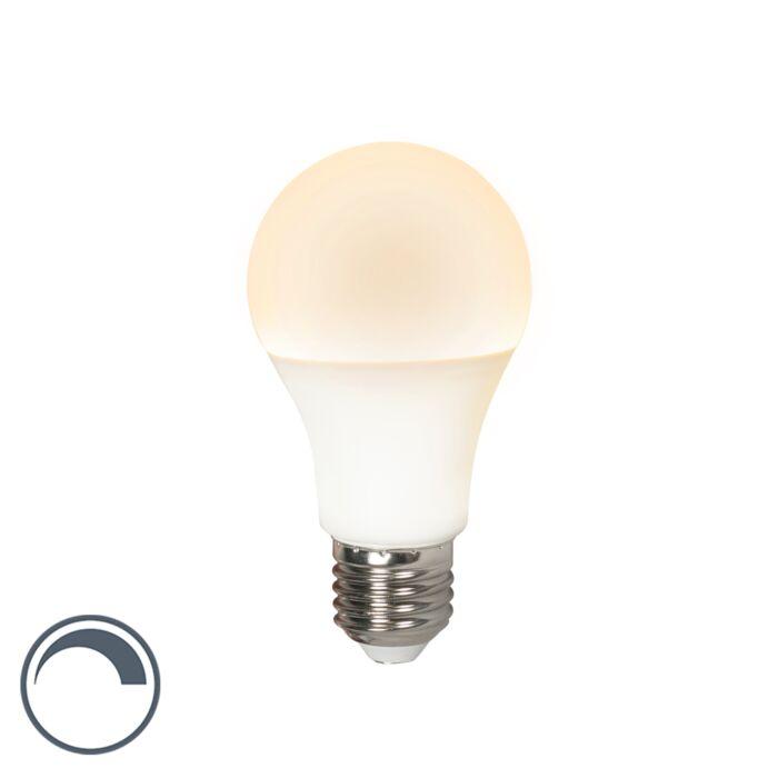 Λυχνία-LED-E27-240V-12W-1200lm-A60-με-δυνατότητα-ρύθμισης