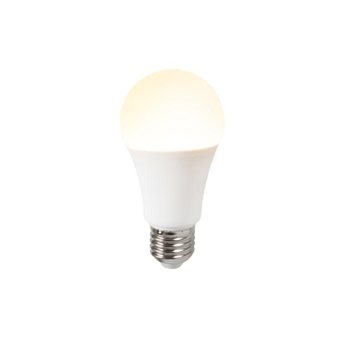 Λυχνία-LED-B60-12W-E27-ζεστό-λευκό