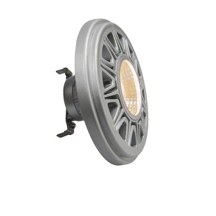 Λαμπτήρας-LED-G53-AR111-12W-750LM-ζεστό-λευκό