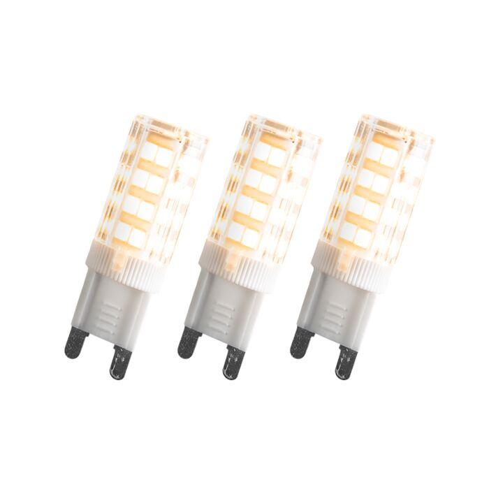 G9-LED-3.3W-280-lumen-σετ-3