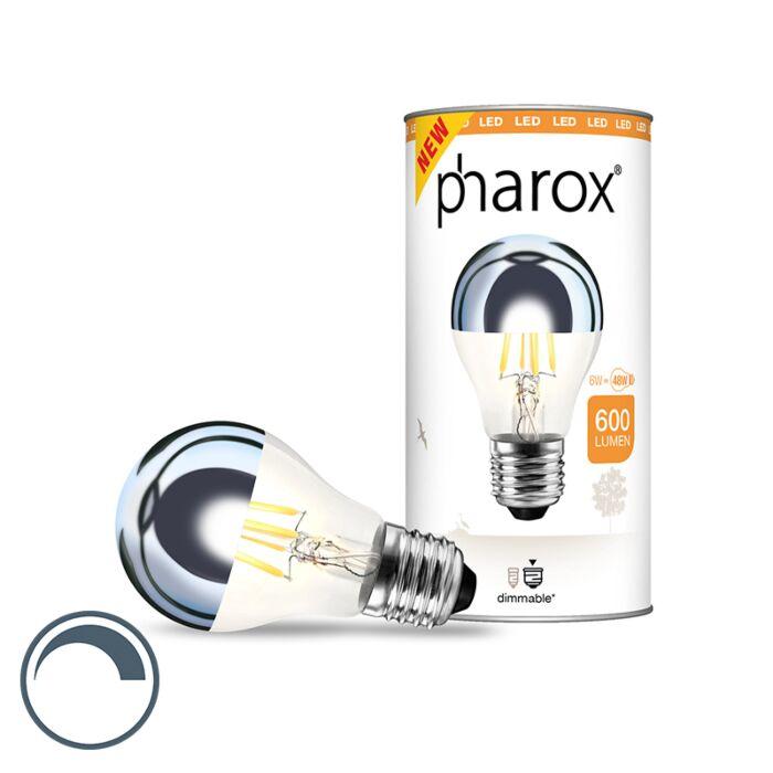Καθρέφτης-κεφαλής-LED-Pharox-LED-E27-6W-600-lumens
