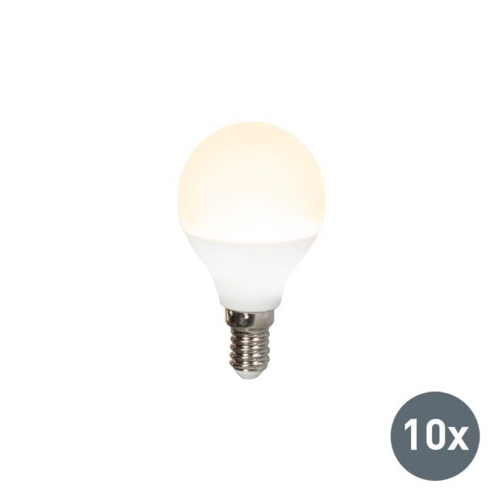 Σετ-10-λυχνιών-LED-P45-E14-3W-3000K