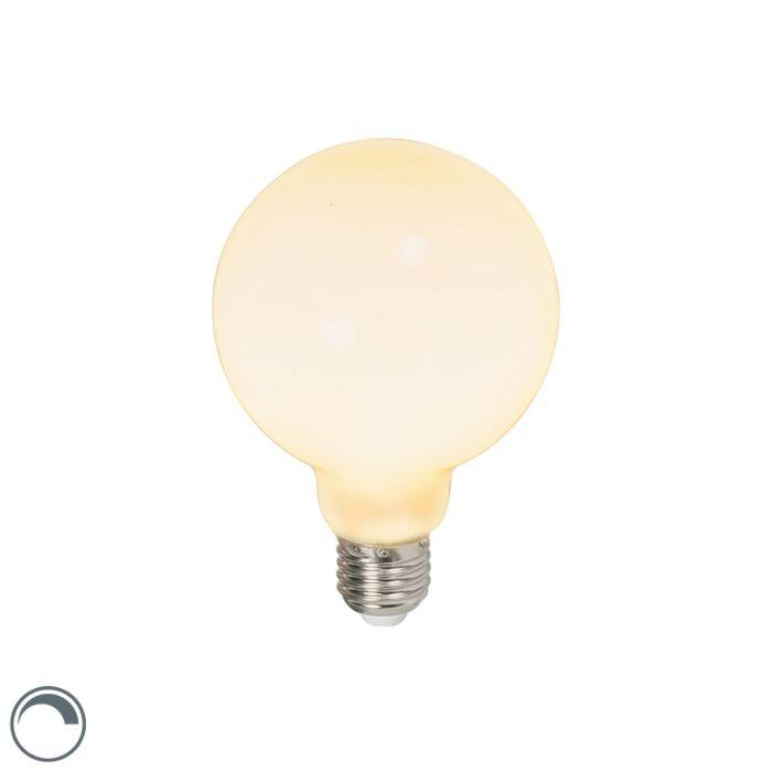 LED-σφαίρα-λαμπτήρα-E27-240V-6W-650lm-με-δυνατότητα-ρύθμισης