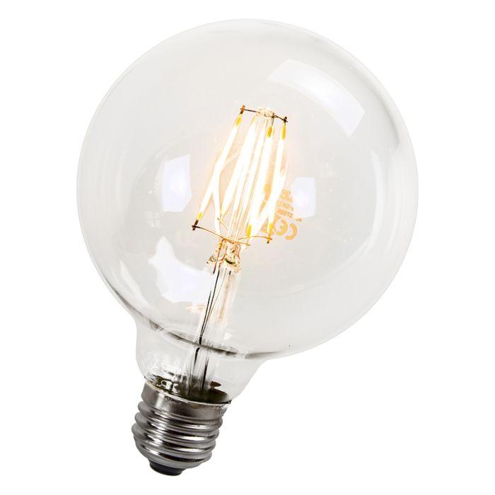 Λαμπτήρας-σφαίρας-ινών-LED-95mm-E27-4W-470-lumens