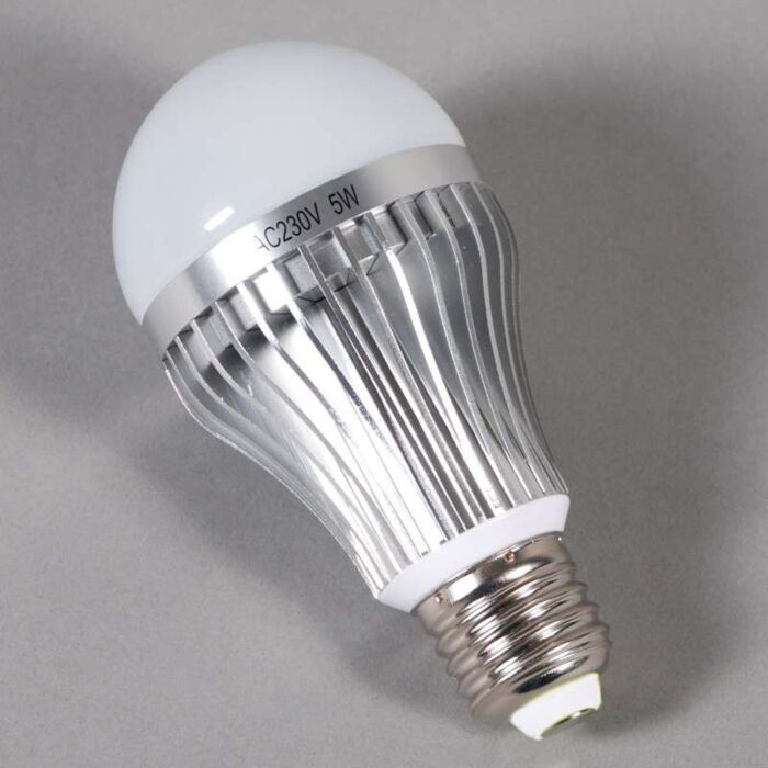 Λαμπτήρας-νήματος-LED-E27---5W-=-45W-φως