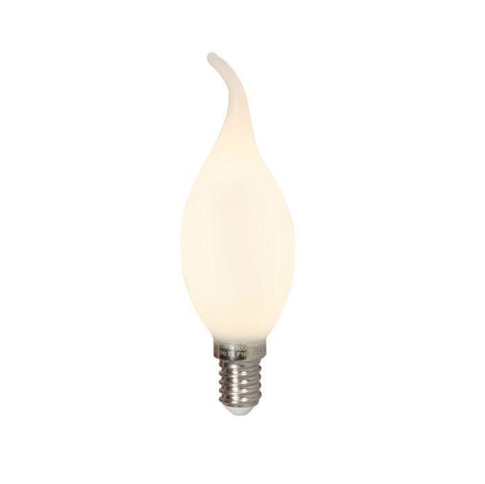 Λυχνία-LED-με-κερί-E14-240V-3,5W-300lm-με-δυνατότητα-ρύθμισης