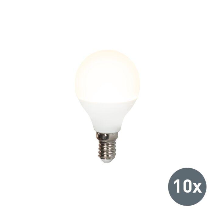 Σετ-10-λυχνιών-LED-P45-E14-5W-3000K
