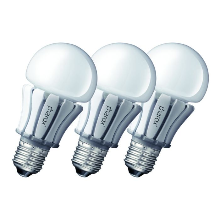 Σετ-3-Pharox-LED-lamp-400-E27-8W-230V