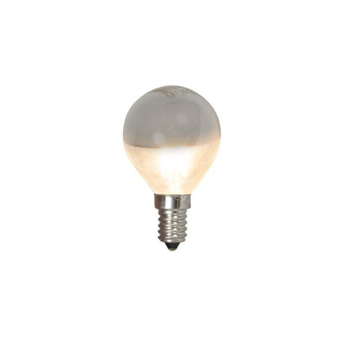 Καθρέφτης-κεφαλής-λαμπτήρα-νήματος-LED-E14-240V-4W-370lm