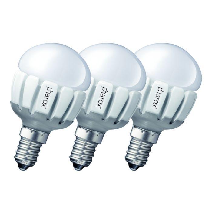 Σετ-3-Pharox-LED-200-P45-E14-5W-230V