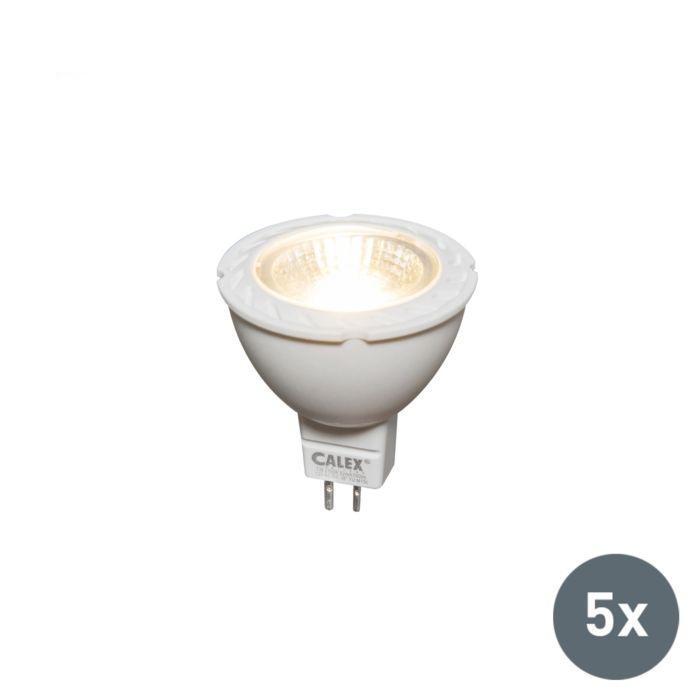 Σετ-5-λαμπτήρων-LED-MR16-7W-550-lumens