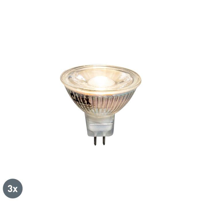 Σετ-3-λυχνιών-LED-3W-230-lumens