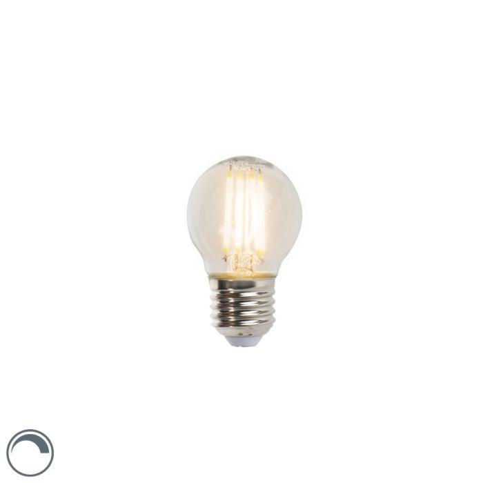 LED-λαμπτήρας-νήματος-E27-5W-470lm-P45-με-δυνατότητα-ρύθμισης