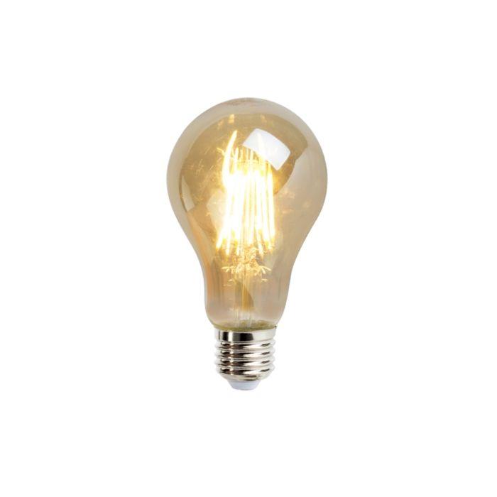 Λαμπτήρας-νήματος-LED-E27-8W-720-lumen-ζεστό-λευκό-2200K