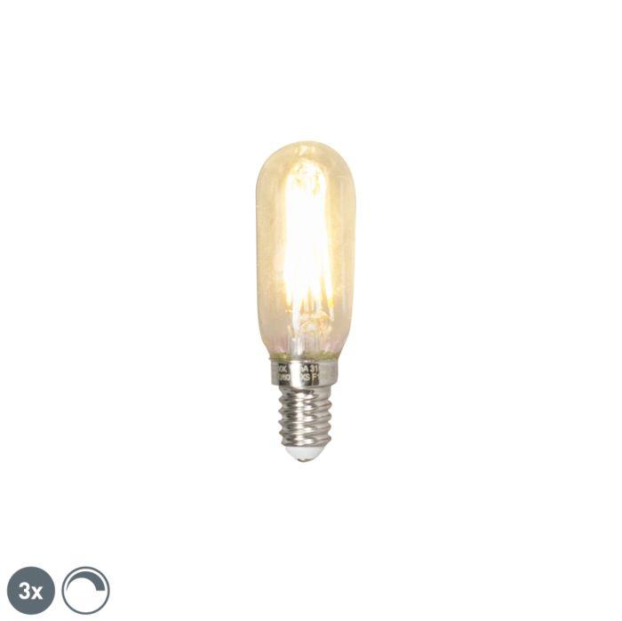 Σετ-3-λυχνιών-σωλήνα-πυράκτωσης-LED-E25-dimmable-LED-T25L-3W-310-lumen-2700K