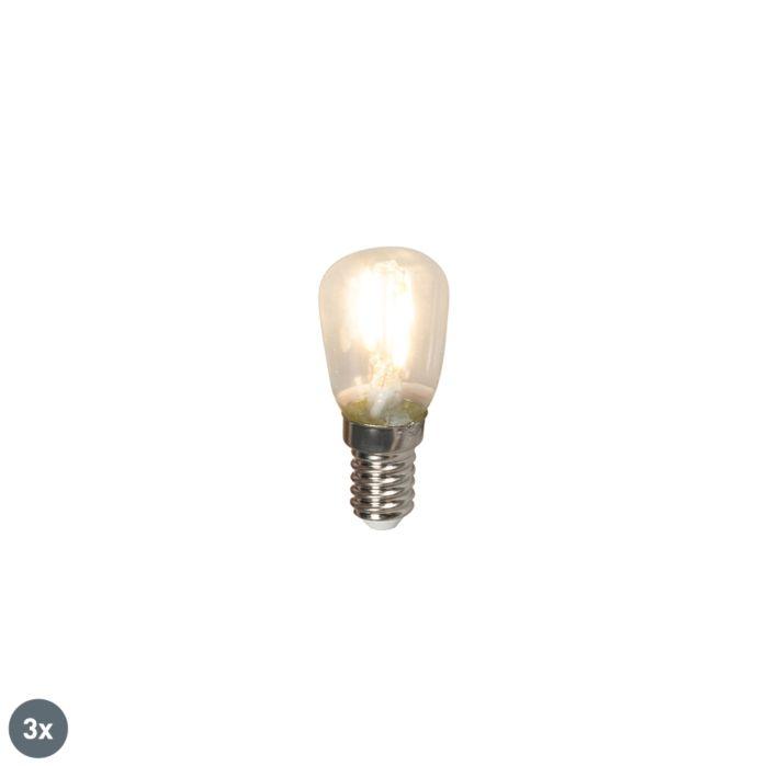 Σετ-3-λαμπτήρων-πινάκων-νήματος-LED-E14-T26-1W-100lm-2700-K.