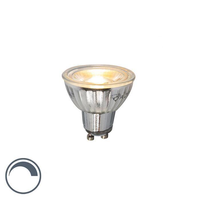 Λαμπτήρας-LED-GU10-230V-5W-380LM-2700K-με-δυνατότητα-ρύθμισης