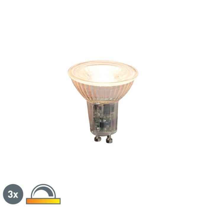 Σετ-3-λαμπτήρων-LED-dimmable-LED-5.5W-360lm-2000K---2700K