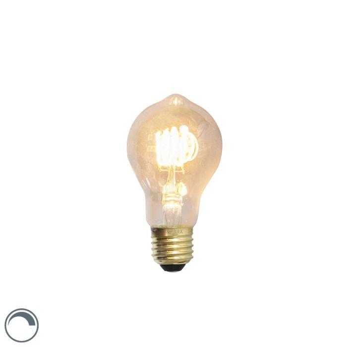 LED-λαμπτήρας-στριμμένου-νήματος-E27-240V-4W-200lm-με-δυνατότητα-ρύθμισης