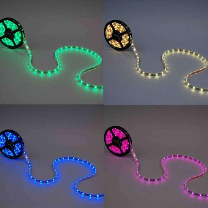 Ευέλικτη-λωρίδα-LED-RGB-5-μέτρα