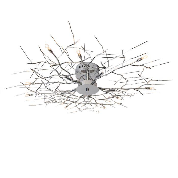 Φωτιστικό-οροφής-Forest-10-χρωμίου