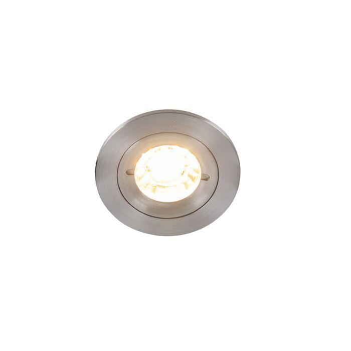 Χωνευτό-αλουμίνιο-spot-IP54---Xena-Round