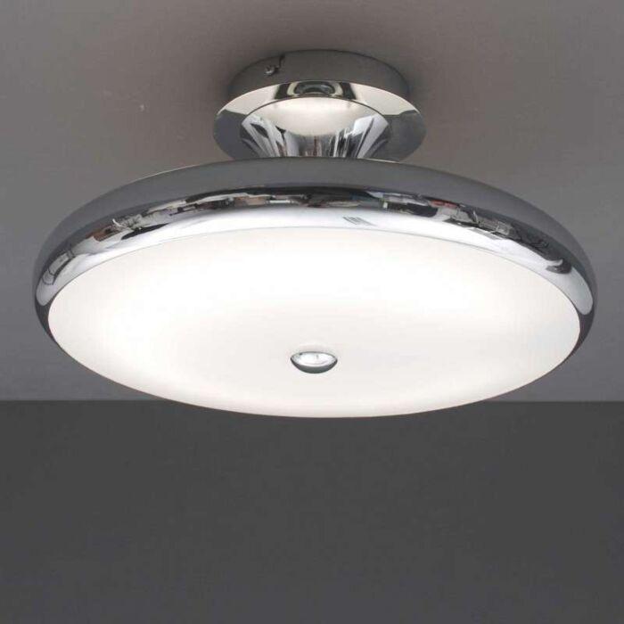 Φωτιστικό-οροφής-Mentos-32W-χρώμιο