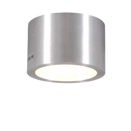 Φωτιστικό-οροφής-ή-τοίχου-Antara-στρογγυλό-αλουμίνιο