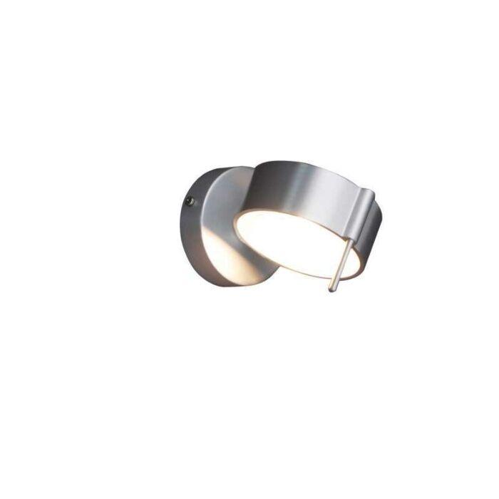 Φωτιστικό-τοίχου-Eye-1-αλουμίνιο