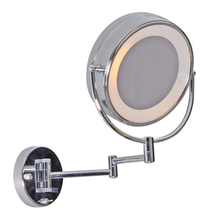 Τοίχος-καθρέφτη-ξυρίσματος