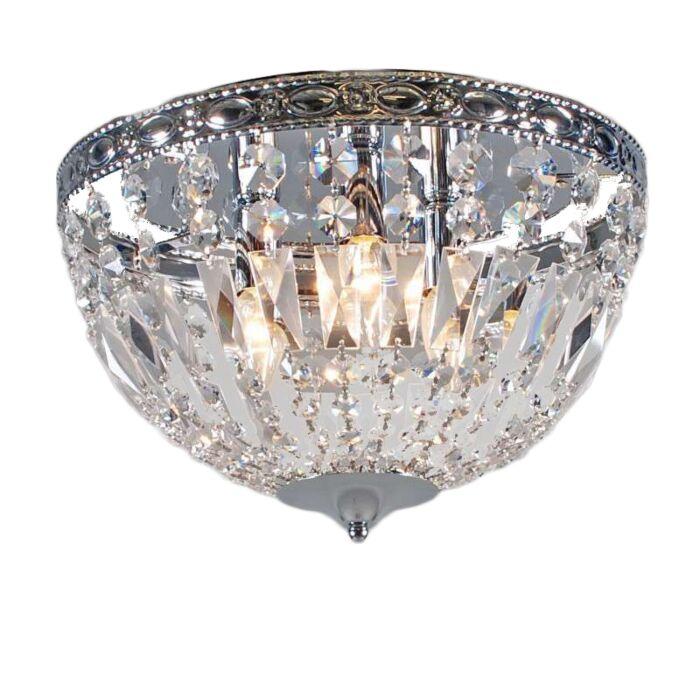 Φωτιστικό-οροφής-Mozart-χρώμιο