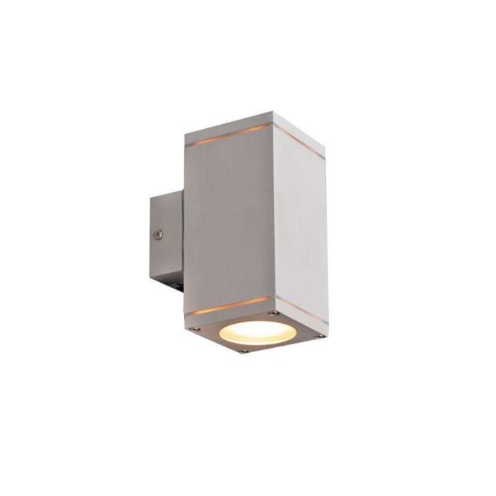 Φωτιστικό-εξωτερικού-χώρου-Quadro-πάνω-κάτω-αλουμίνιο