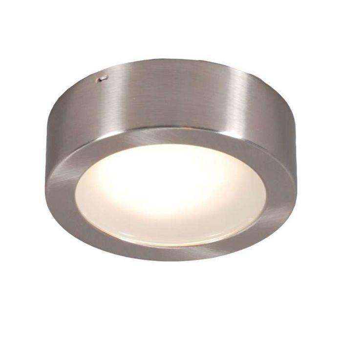 Φωτιστικό-οροφής-/-Φωτιστικό-τοίχου-Θέμα-13-στρογγυλό-ES-χάλυβα