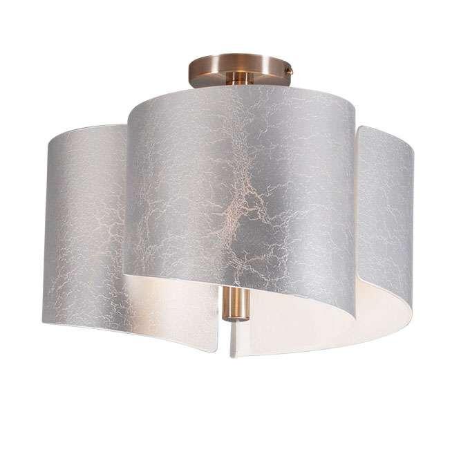 Φωτιστικό-οροφής-Salerno-silver