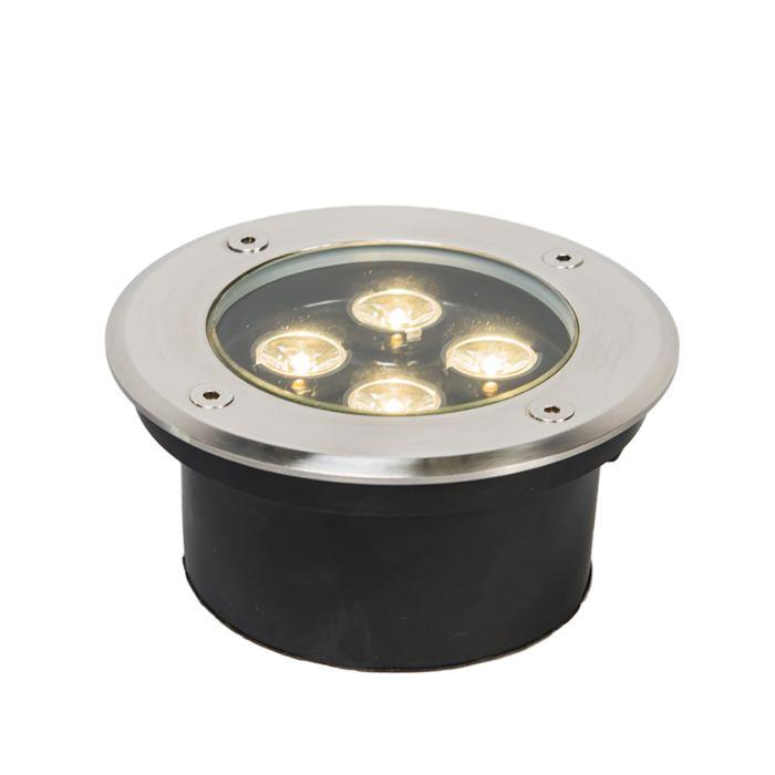 Ισχύς-επίγειου-LED-4-x-1W