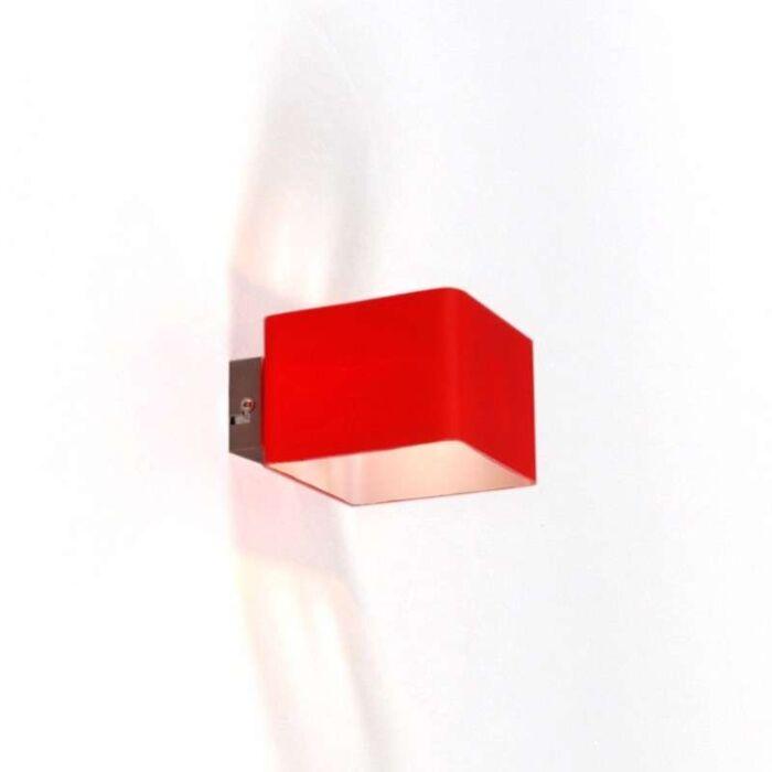 Φωτιστικό-τοίχου-Nova-Red