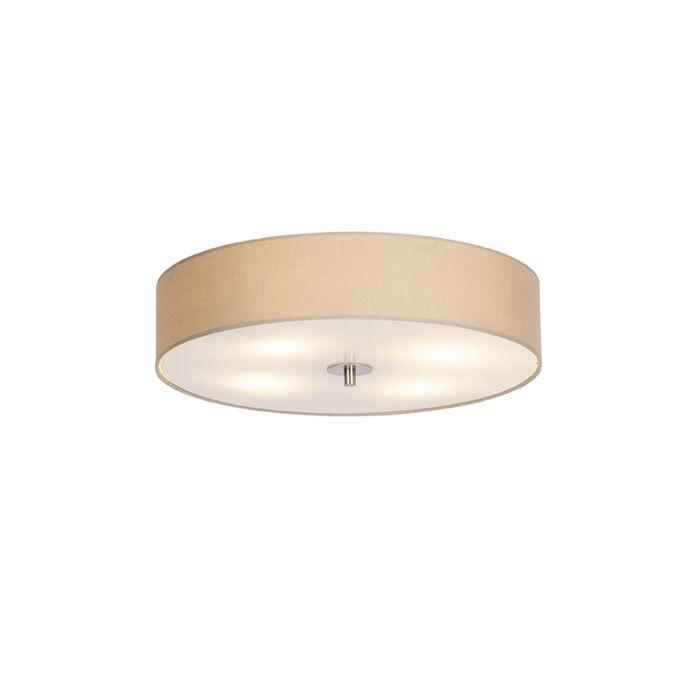 Φωτιστικό-οροφής-μπεζ-50-cm---Τύμπανο