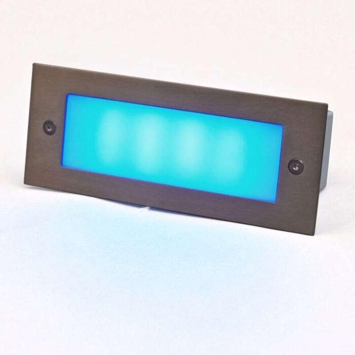 Λυχνία-LED-εσοχής-LEDlite-Recta-17-μπλε