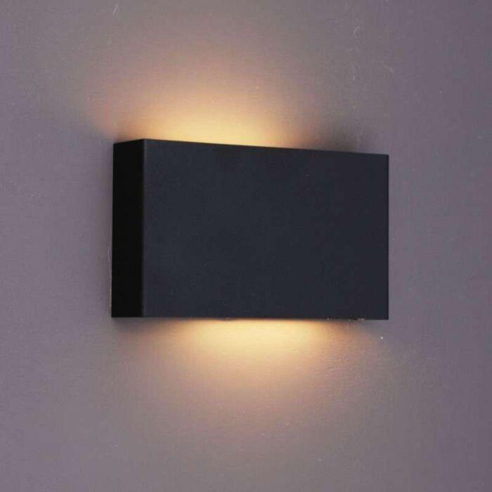 Φωτιστικό-τοίχου-Otan-μαύρο