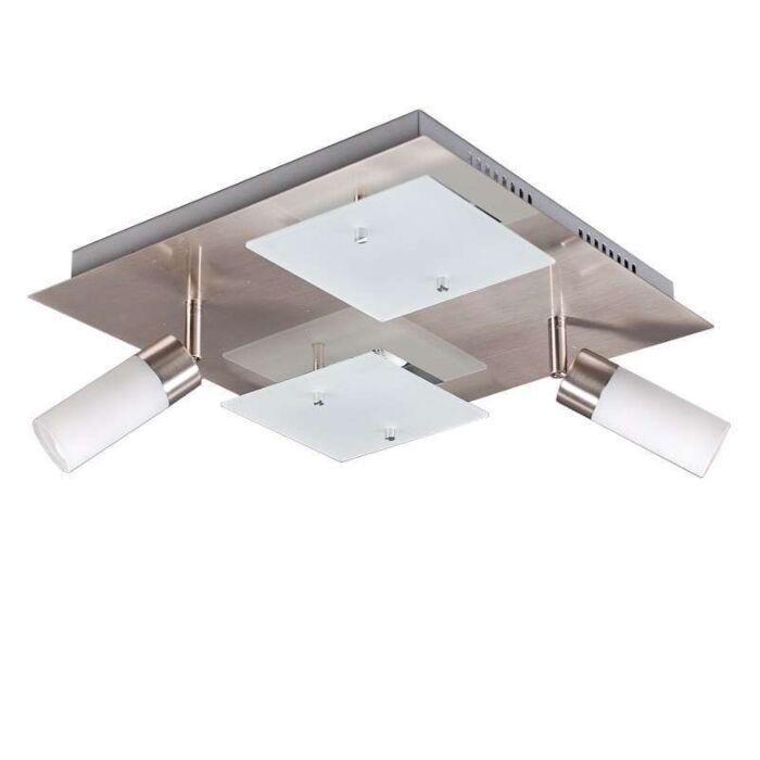 Φωτιστικό-οροφής-Capri-4-από-χάλυβα