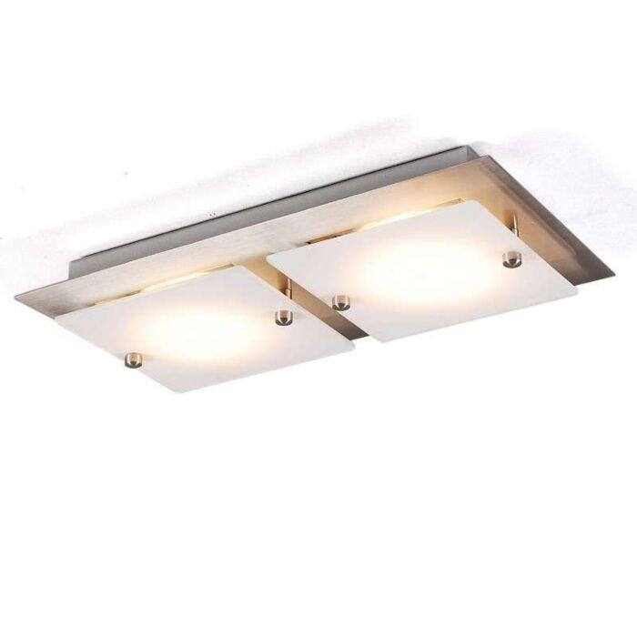Φωτιστικό-οροφής-από-χάλυβα-Buxton-ES-2