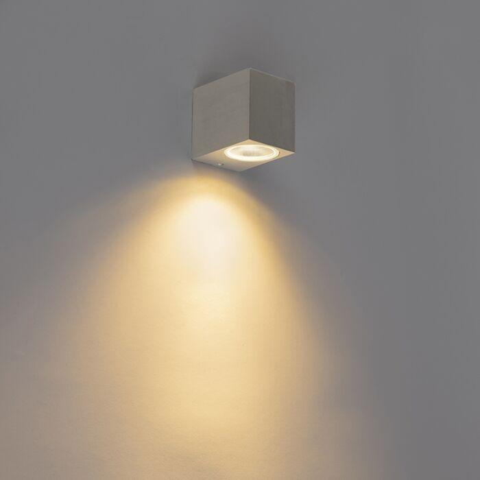 Μοντέρνο-φωτιστικό-τοίχου-αλουμινίου-IP44---Baleno-I.