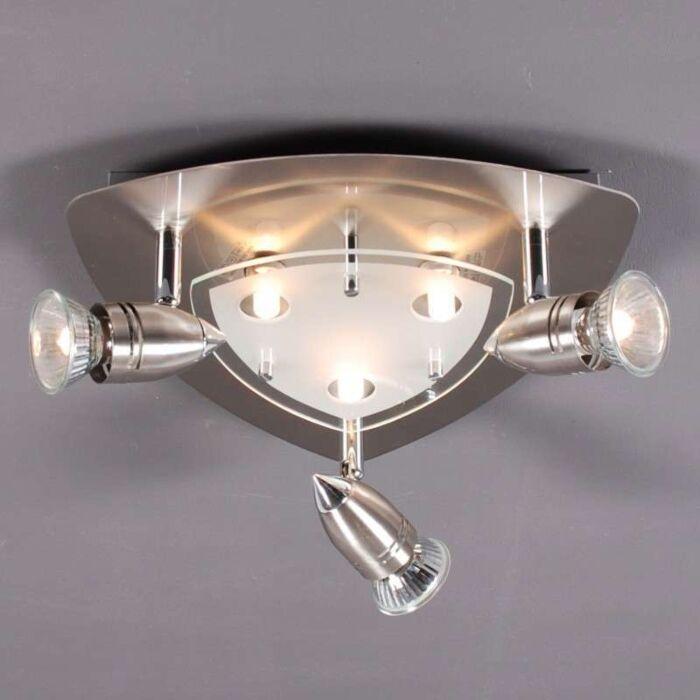 Φωτιστικό-οροφής-Malo-6-χάλυβα